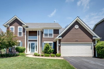 Single Family Home For Sale: 2546 Brookstone Court