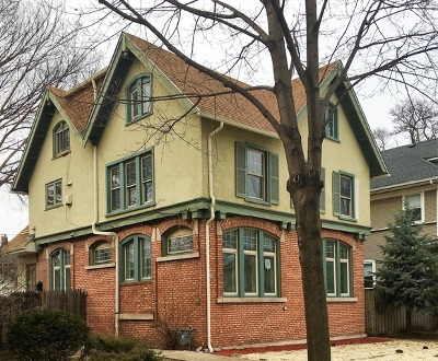 Oak Park Single Family Home New: 633 South Oak Park Avenue