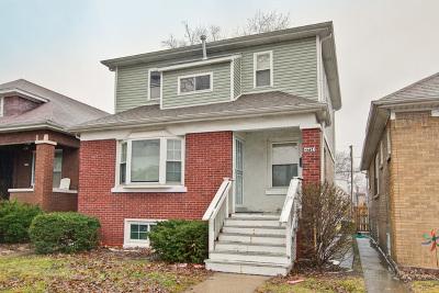 Berwyn Single Family Home New: 2714 Wesley Avenue