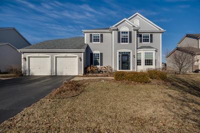 Oswego Single Family Home For Sale: 209 Ashcroft Lane