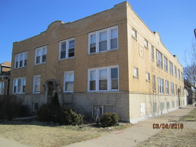 Chicago Multi Family Home New: 1701 North Melvina Avenue