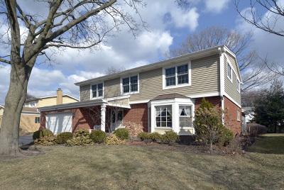 Arlington Heights Single Family Home For Sale: 633 South Kaspar Avenue