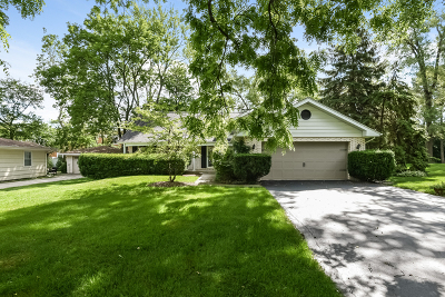 Hinsdale Single Family Home For Sale: 905 Oakwood Terrace