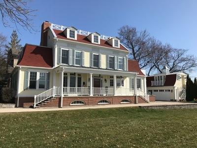 Clarendon Hills Single Family Home New: 137 Oxford Avenue