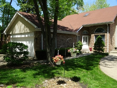 Palos Heights, Palos Hills Condo/Townhouse New: 28 West Maple Lane