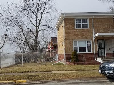 Condo/Townhouse New: 14338 South Union Avenue
