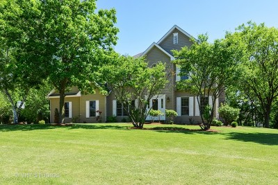 Woodstock Single Family Home For Sale: 8409 Cheshire Court