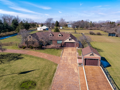 Frankfort Single Family Home New: 23644 South Scheer Road