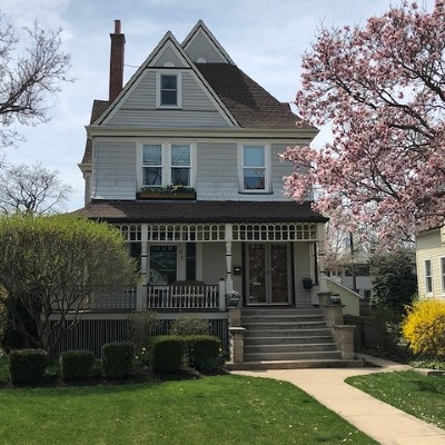 Oak Park Single Family Home New: 213 North Taylor Avenue