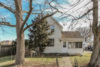 Gilberts Single Family Home New: 69 Galligan Road