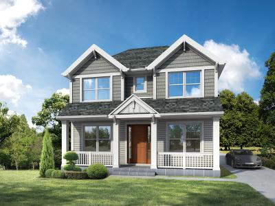 Wilmette Single Family Home New: 2432 Thornwood Avenue