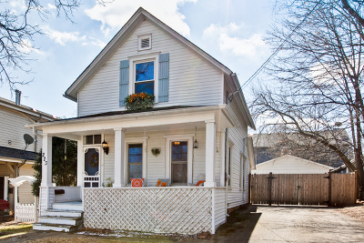 Libertyville Single Family Home New: 223 East Church Street