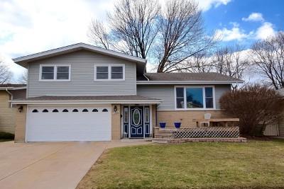 Oak Lawn Single Family Home New: 10408 Georgia Lane