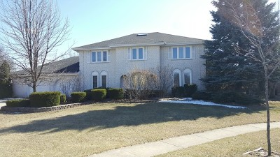 Willowbrook Single Family Home For Sale: 431 Stratford Lane