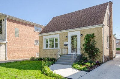 Chicago IL Single Family Home New: $459,000