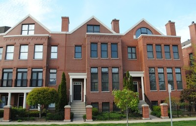 Glenview Condo/Townhouse New: 1891 Admiral Court #79
