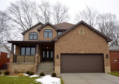 Oak Lawn Single Family Home New: 10405 Linder Avenue
