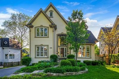 Hinsdale Single Family Home New: 440 South Vine Street