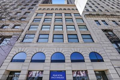 Chicago Condo/Townhouse New: 318 South Michigan Avenue #300