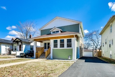 Single Family Home Contingent: 9547 South Prospect Avenue