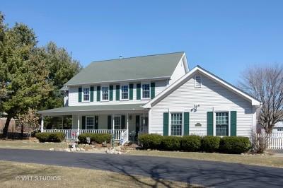 Woodstock Single Family Home For Sale: 2915 Boerderij Way