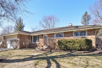 Glen Ellyn Single Family Home New: 3s328 Juniper Lane