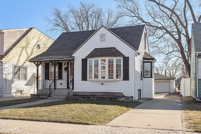 Chicago IL Single Family Home New: $289,900