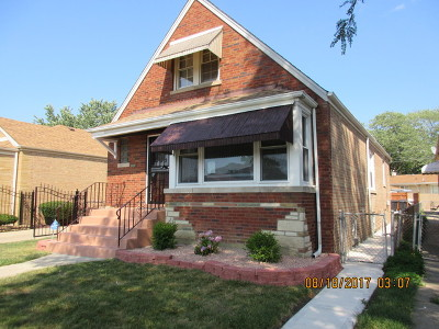 Chicago IL Single Family Home New: $254,600