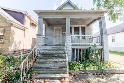 Chicago IL Single Family Home New: $45,000