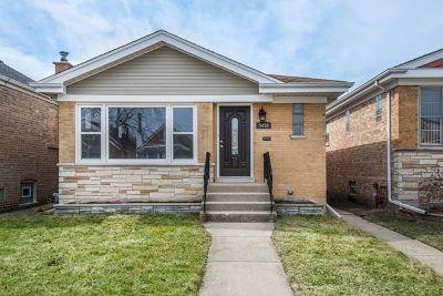 Chicago Single Family Home New: 5450 North Melvina Avenue