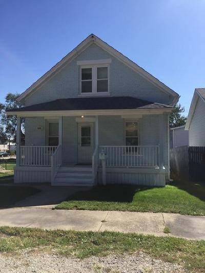 Will County Single Family Home New: 804-806 Otis Avenue