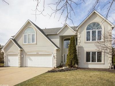 Plainfield Single Family Home For Sale: 13824 Sharp Drive