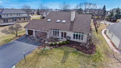 Darien Single Family Home For Sale: 1521 Evergreen Lane