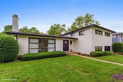 Arlington Heights Single Family Home New: 406 North Carlyle Place
