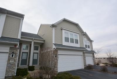 Oswego Condo/Townhouse For Sale: 337 Devoe Drive #543
