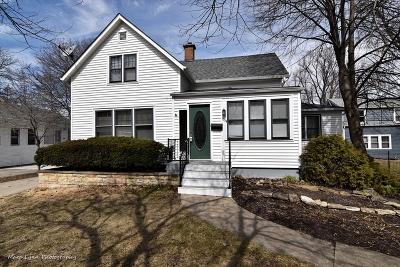 Batavia Single Family Home For Sale: 1039 Walnut Street