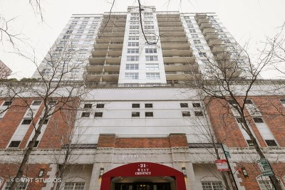Chicago Condo/Townhouse New: 21 West Chestnut Street #609