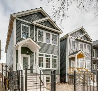 Chicago Single Family Home New: 2733 North Maplewood Avenue