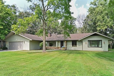 Oak Brook Single Family Home For Sale: 402 Luthin Road