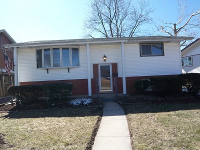Crestwood  Single Family Home For Sale: 13522 Short Drive