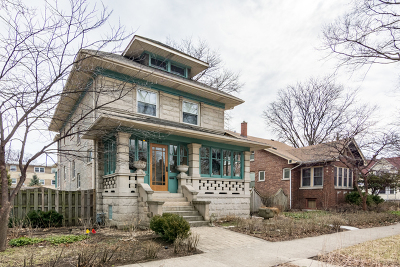 Oak Park Single Family Home New: 940 South Grove Avenue
