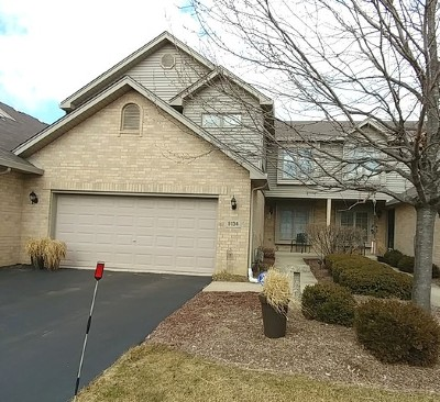 Tinley Park Condo/Townhouse New: 9134 Mansfield Drive