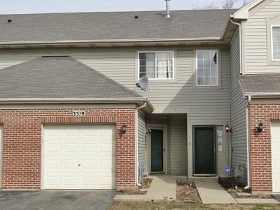 Carpentersville Condo/Townhouse New: 3319 Blue Ridge Drive