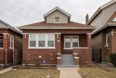 Chicago Single Family Home New: 5023 West Drummond Place