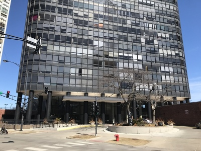 Chicago Condo/Townhouse New: 5415 North Sheridan Road #1114