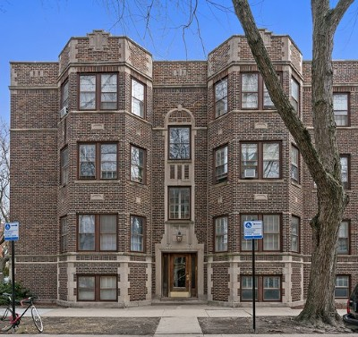 Chicago Condo/Townhouse New: 6457 North Bell Avenue #1N