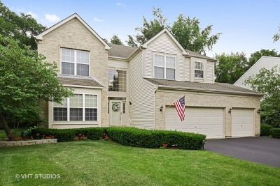 Crystal Lake IL Single Family Home New: $279,900