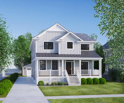 Western Springs Single Family Home New: 4436 Gilbert Avenue