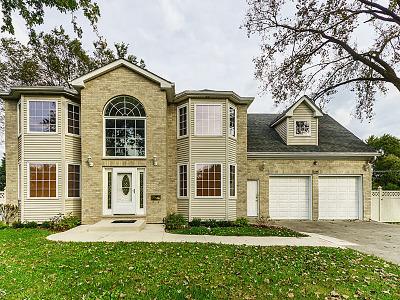 Hoffman Estates Single Family Home New: 200 West Thacker Street