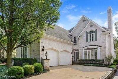 Clarendon Hills Single Family Home New: 315 Hudson Avenue